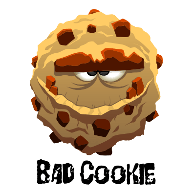 Bad Cookie Tshirt