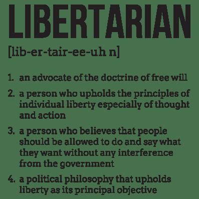 Libertarian Tshirts