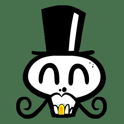 Skull Face Tshirts