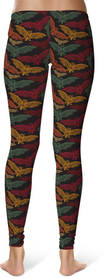 Bat Leggings