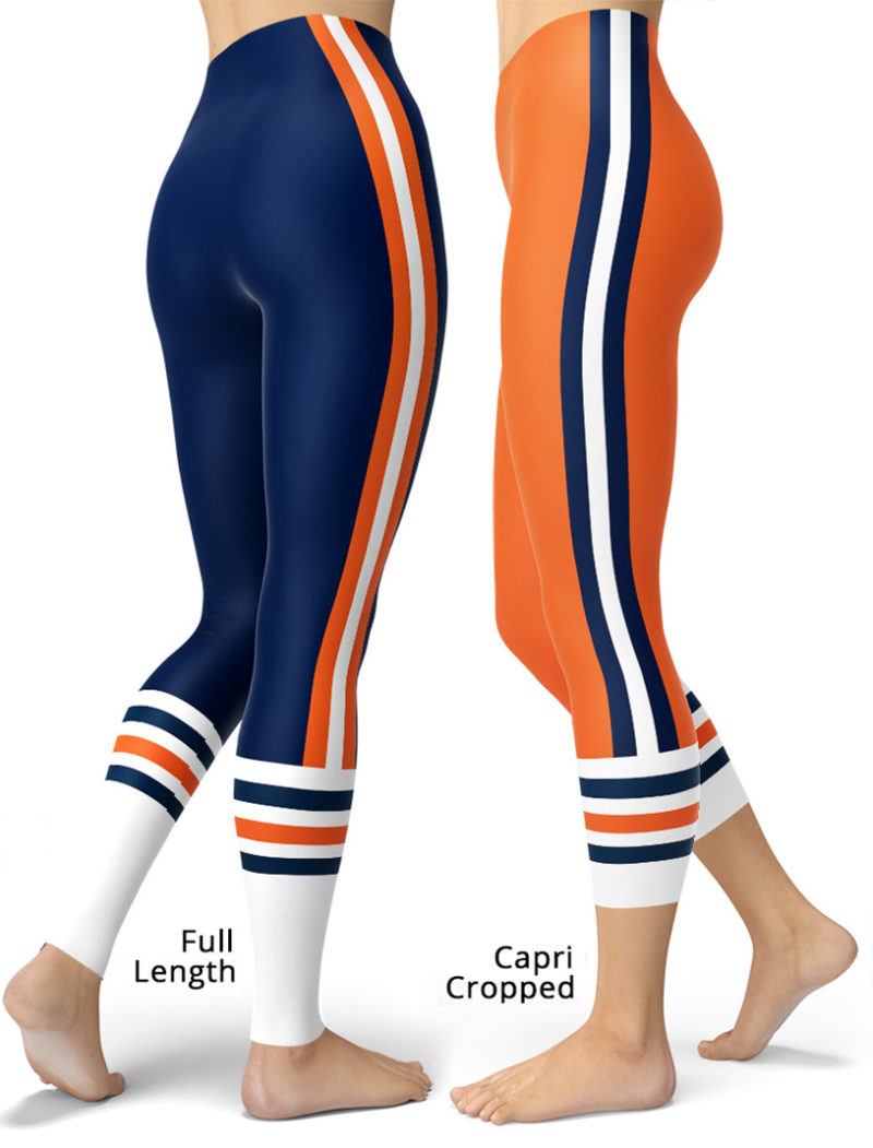 Chicago Bears uniform leggings NFL Football pants