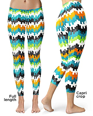 Pixel Leggings