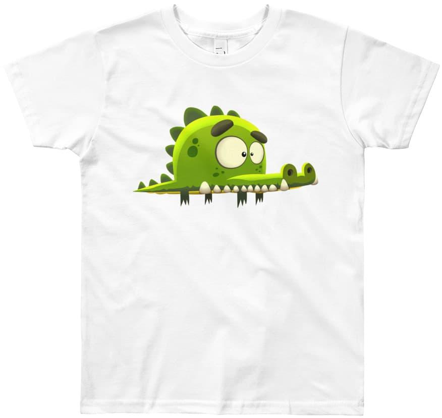 crocodile-kids-designer-tshirts-youth-size-white-tee