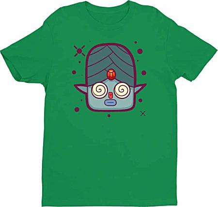 Designer Tshirts by Squeakychimp - Swami Tshirt