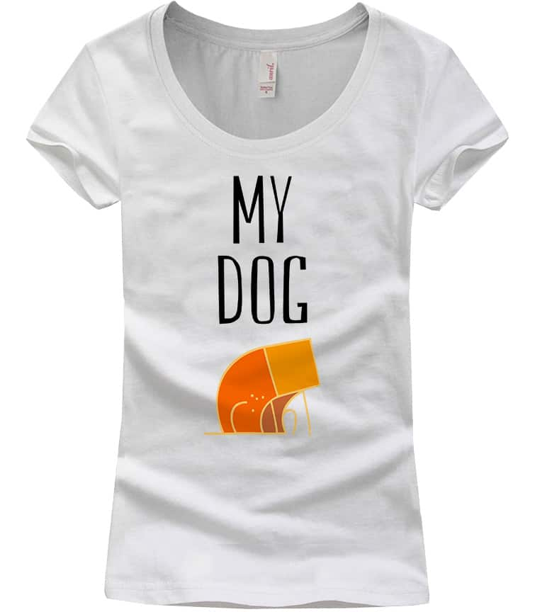 dog-lovers-tshirt-white