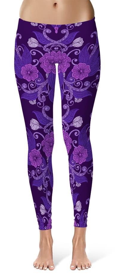 floral-purple-leggings