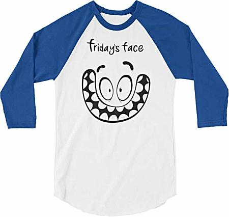 Friday tshirt - Days of the week tshirts