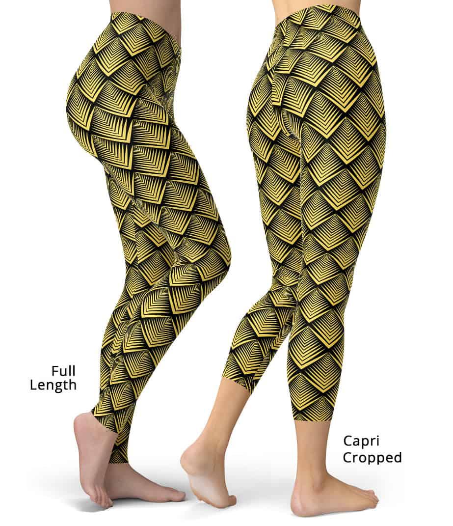 gold-art-deco-leggings