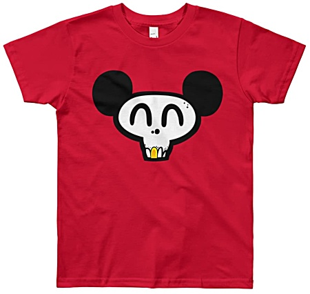 Mickey Mouse Designer Children kids tshirt