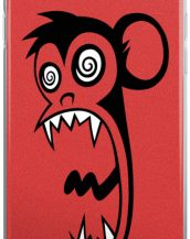 Monkey Chimp iPhone Cover