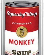 Monkey Soup iPhone Cover