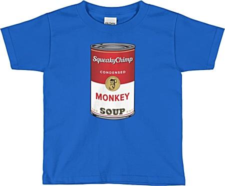 Monkey Soup Kids Tshirt