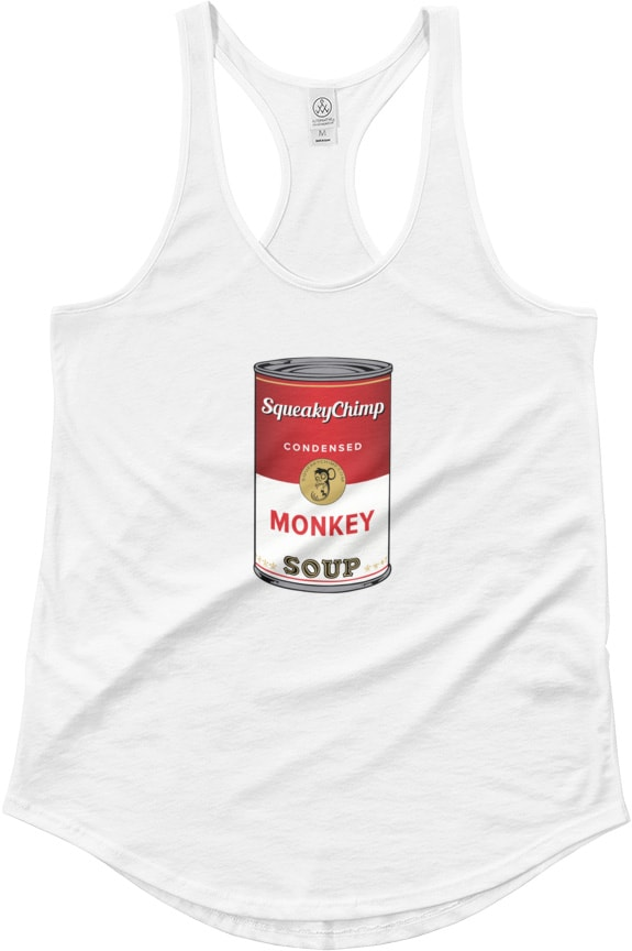 Monkey Soup Monkey Tank Soup