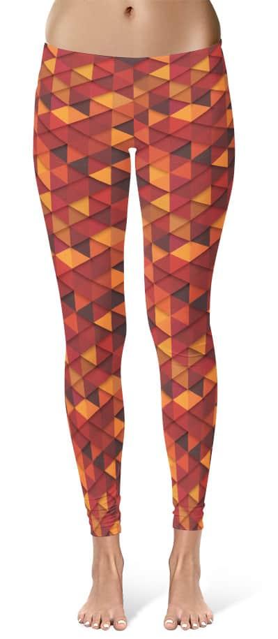 orange-triangle-leggings