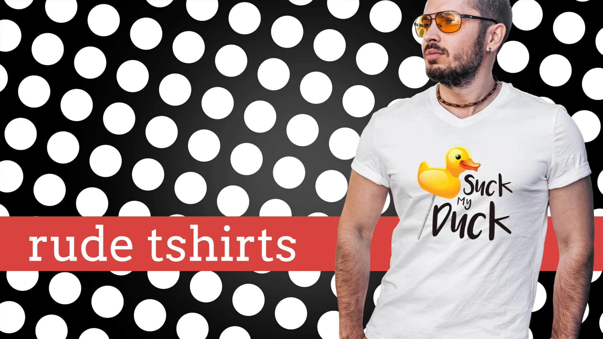 Rude Tshirts for Men
