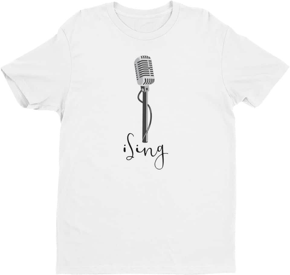singer-tshirt