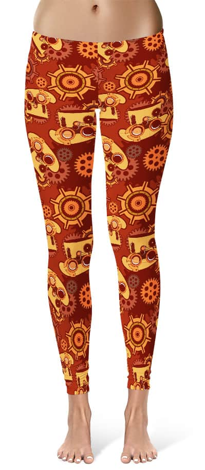 steampunk-leggings
