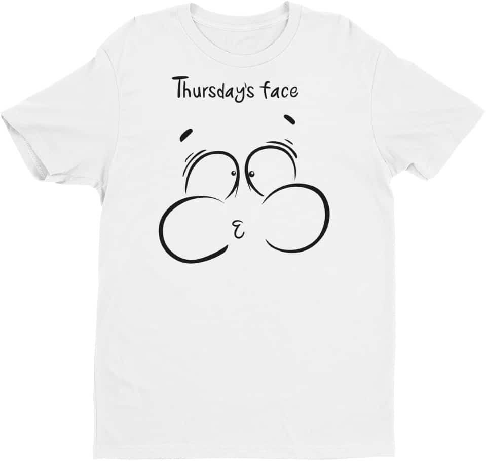 thursday-face-tshirt-white