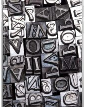 Type Setting iPhone Cover