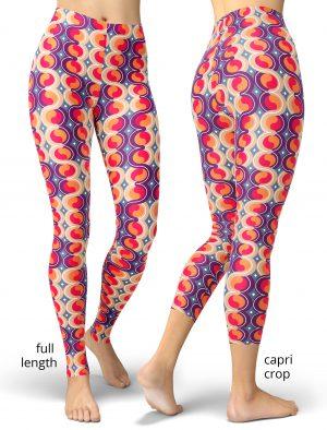 Funky Yin Yang Leggings