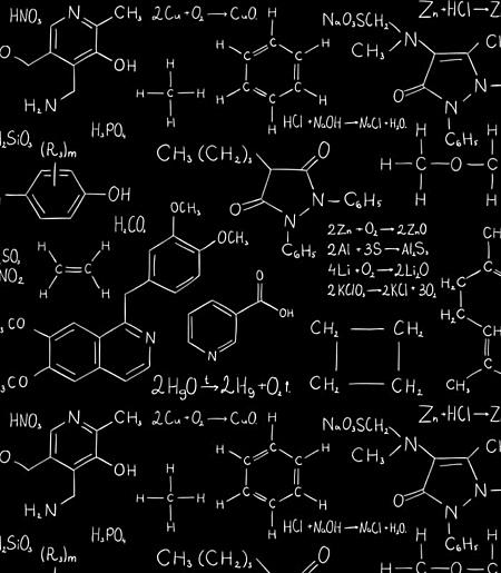 Chemistry Formula & Equation Leggings