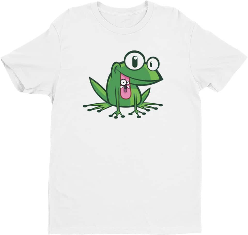 frog-tshirt-white