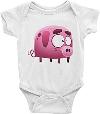 Little Piggy Onesie