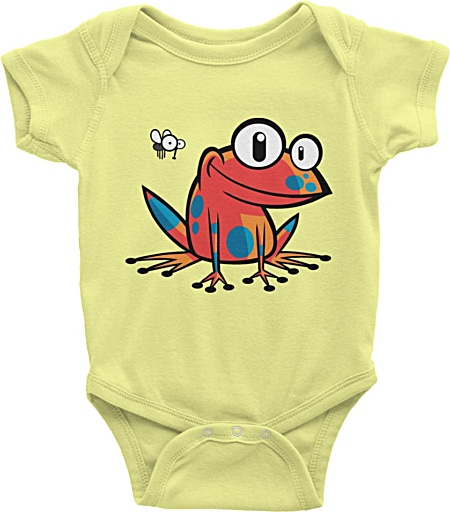 Infant baby clothing onesie