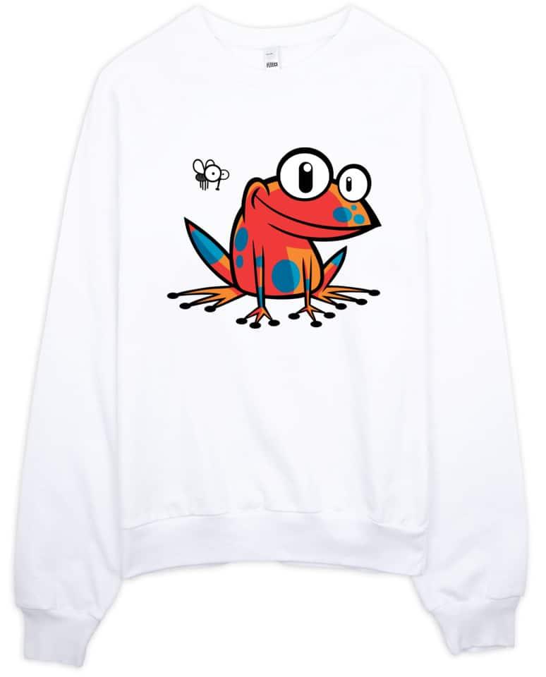 Poison Dart Frog Tshirt