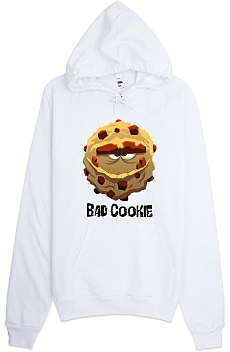 Bad Cookie Designer Hoodie Sweatshirt