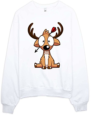 Dead Deer - Unisex Hunter Sweatshirt