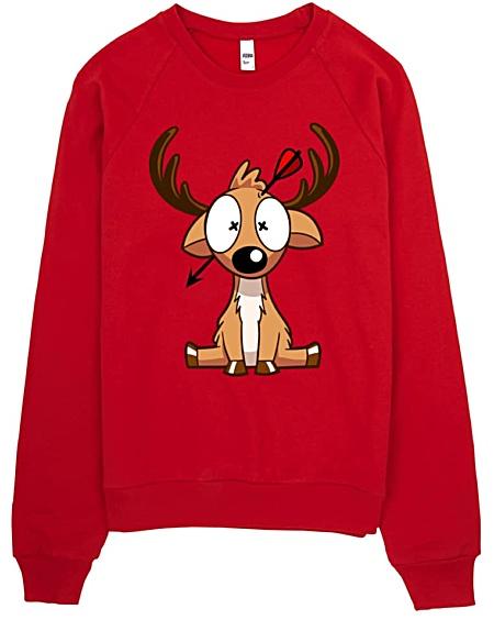 Dead Deer - Unisex Hunter Sweatshirt