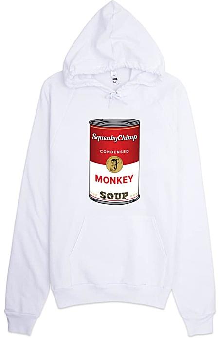 Monkey Soup Hoodie
