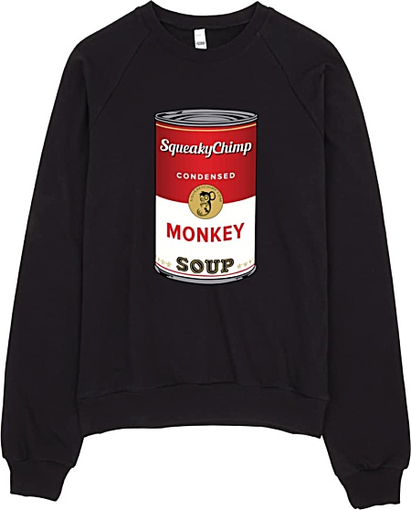 Monkey Soup Sweatshirt