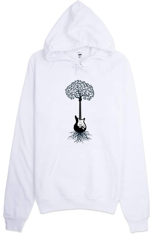 music-guitar-hoodie-american-apparel