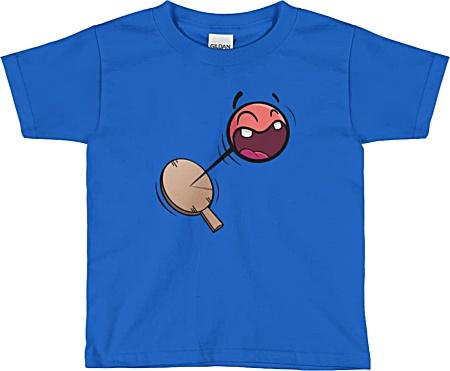Paddle Ball baby children's designer tshirt