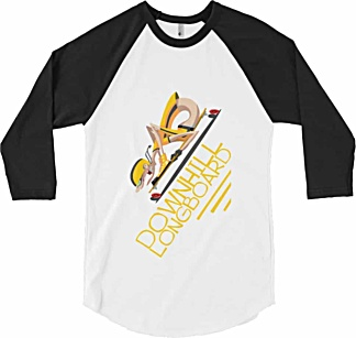 Skater Skateboard Tshirt