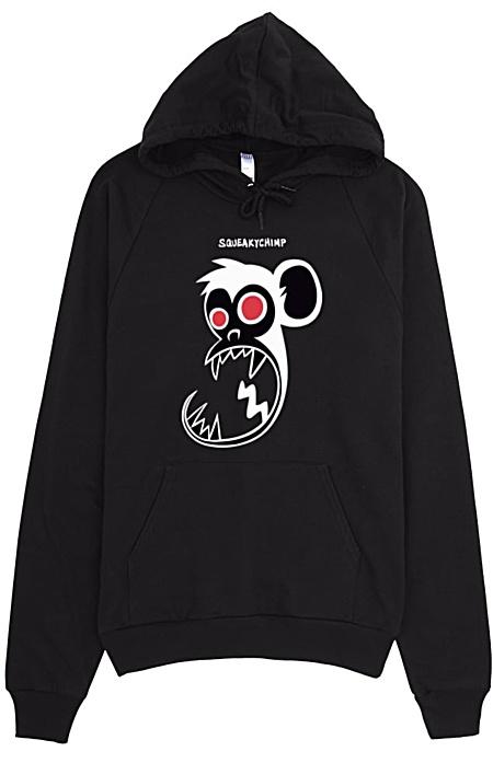 Monkey Hoodie Sweatshirt