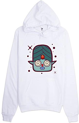 Swami Hoodie Sweatshirt American Aparel