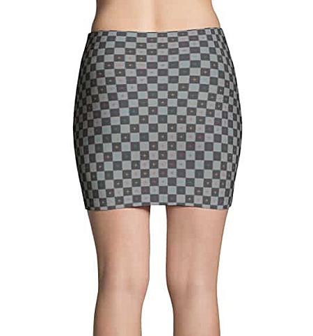 Mini Skirt for Animation Artists