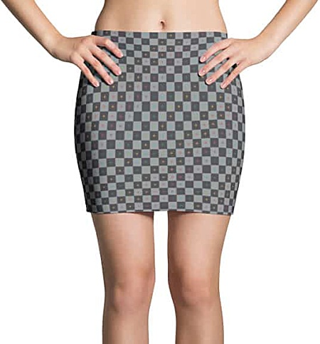 Mini Skirt for Animation Artists