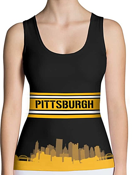 Pittsburgh Steelers Tank Top