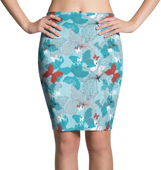 butterfly-skirt
