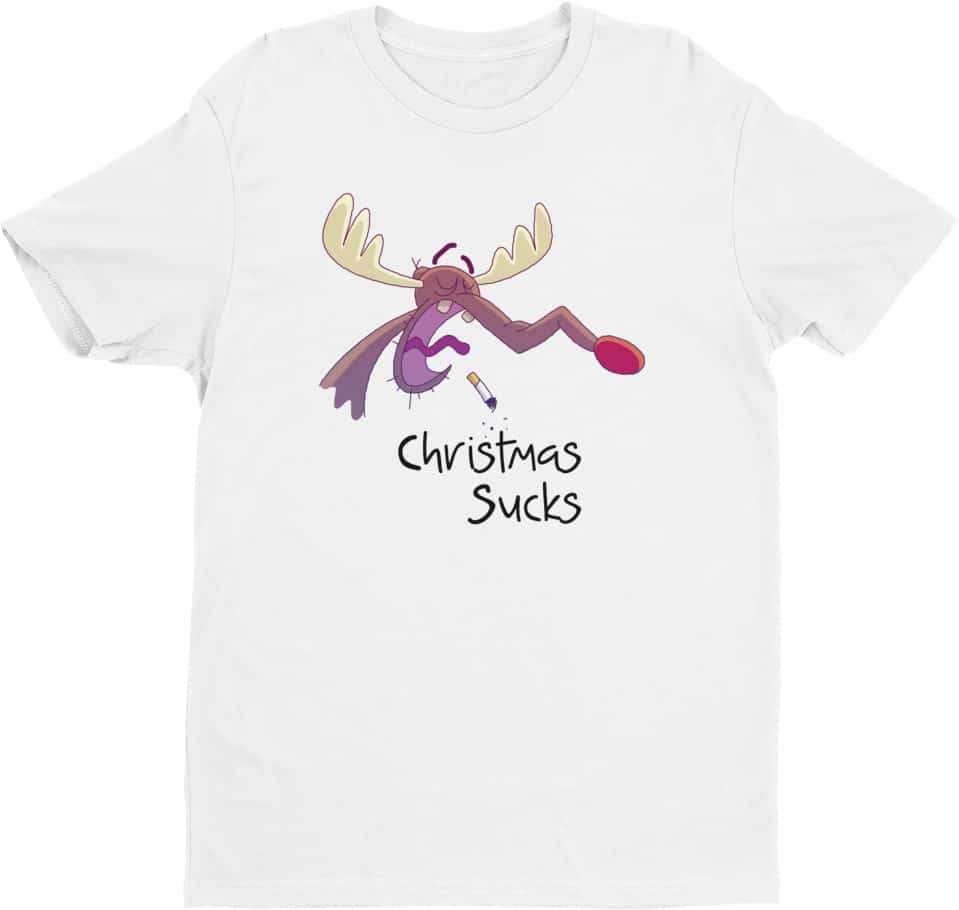 Christmas Suck Tshirt - I hate Christmas tshirt