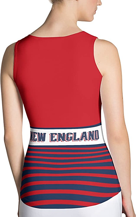 NFL Football New England Patriots Tank Top