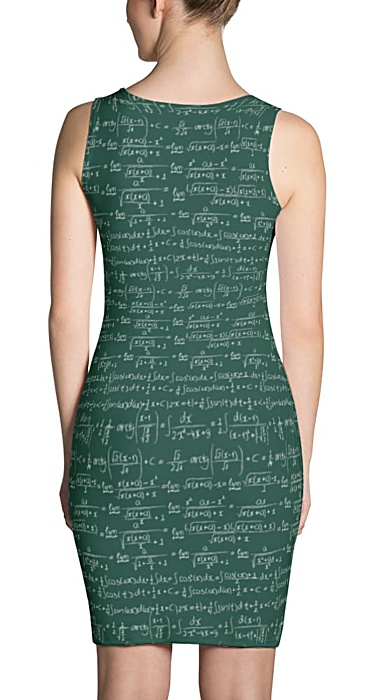Math trigonometry formula Dress