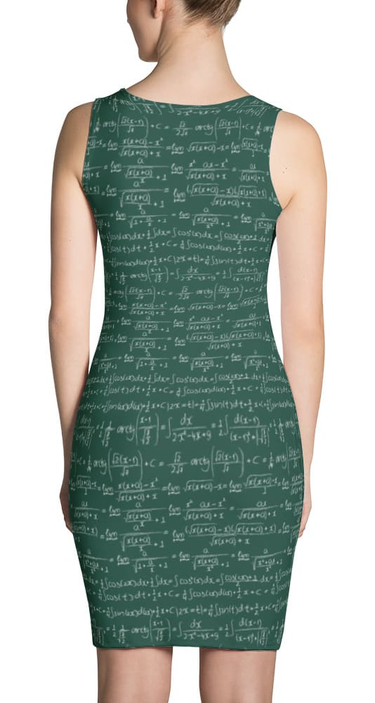 Math trigonometry formula Dress