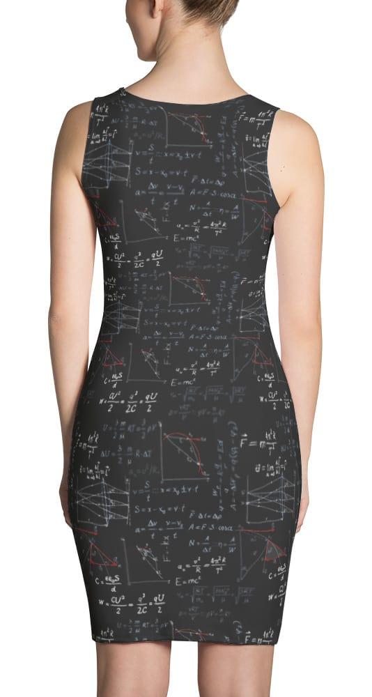 Physics Formula Math Dress