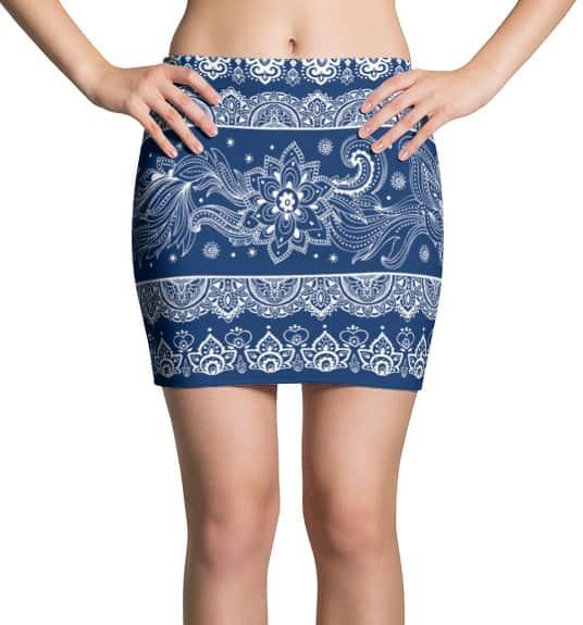 vintage-mini-skirt