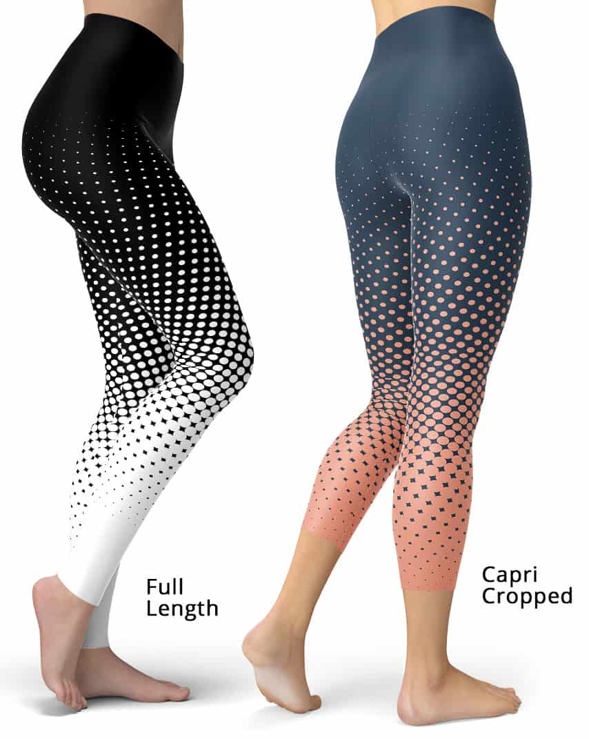 Halftone Leggings